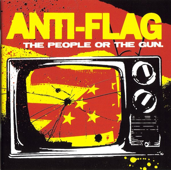 Anti flag - The People Or The Gun.