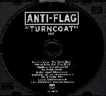Anti flag - Turncoat