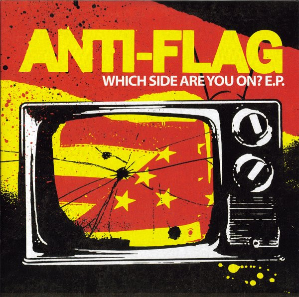 Anti flag - Which Side Are You On? E.P.