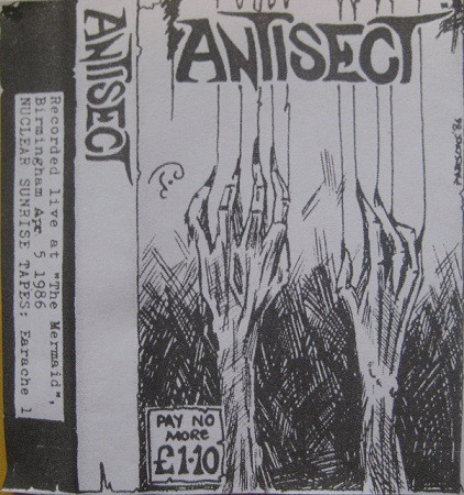 Antisect - Welcome... To The New Dark Ages