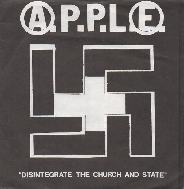 Apple - Disintegrate The Church And State-Neither Victims Nor Executioners Vol. Two