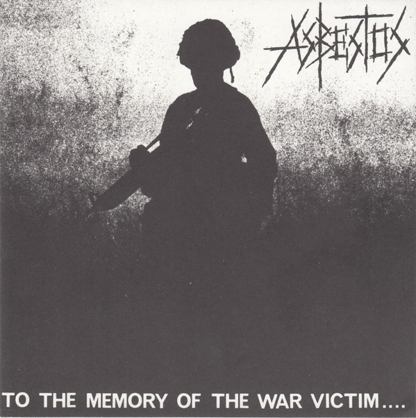 Asbestos - To The Memory Of The War Victim....