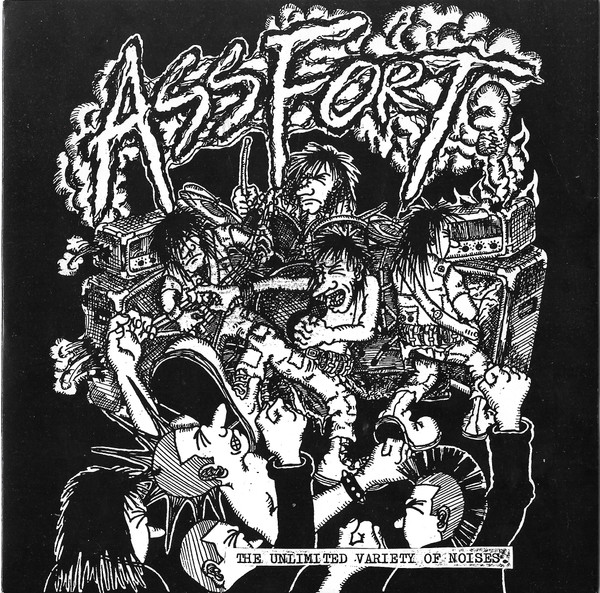Assfort - The Unlimited Variety Of Noises.