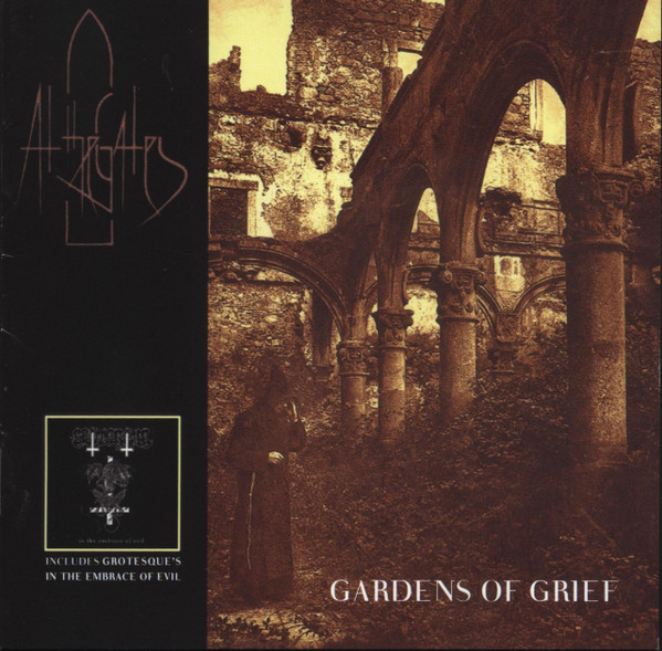 At The Gates - Gardens Of Grief / In The Embrace Of Evil