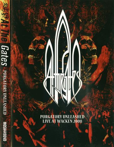 At The Gates - Purgatory Unleashed: Live At Wacken 2008