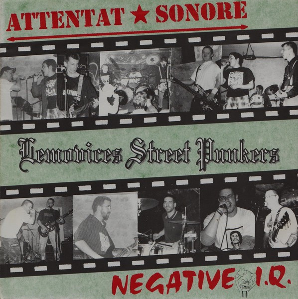 Attentat Sonore - Lemovices Street Punkers