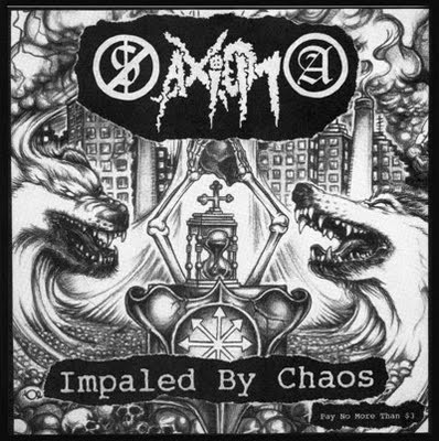 Axiom - Impaled By Chaos