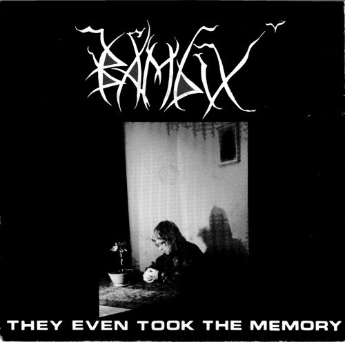 Bambix - They Even Took The Memory
