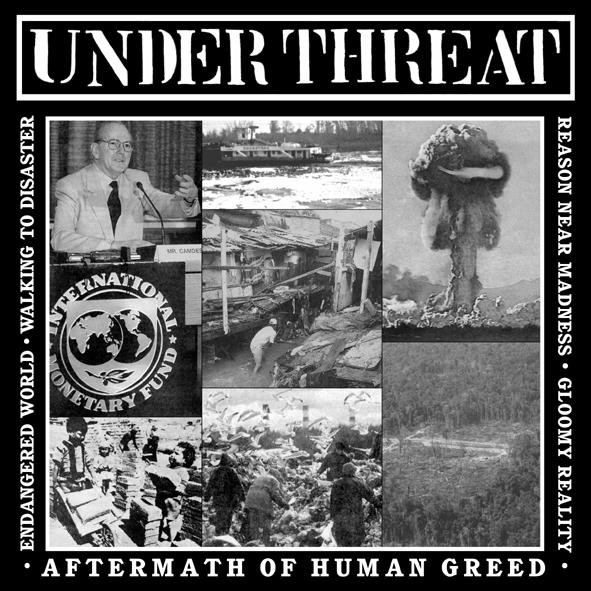 Battle Of Disarm - Aftermath Of Human Greed