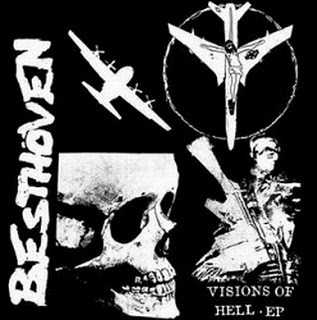 Besthöven - Visions Of Hell EP
