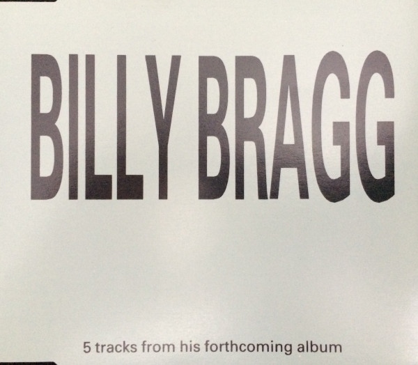 Billy Bragg - 5 Tracks From His Forthcoming Album