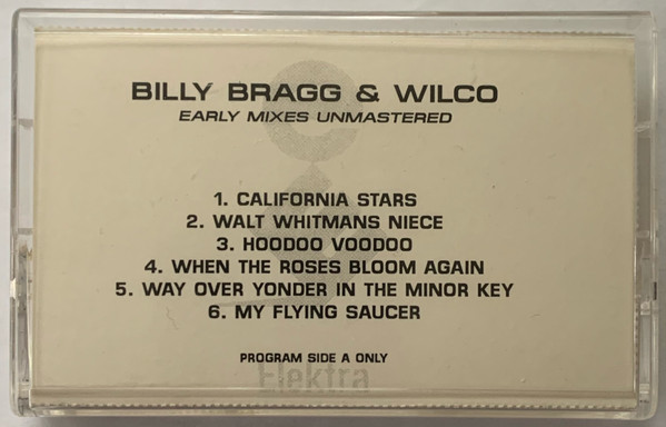Billy Bragg - Early Mixes Unmastered