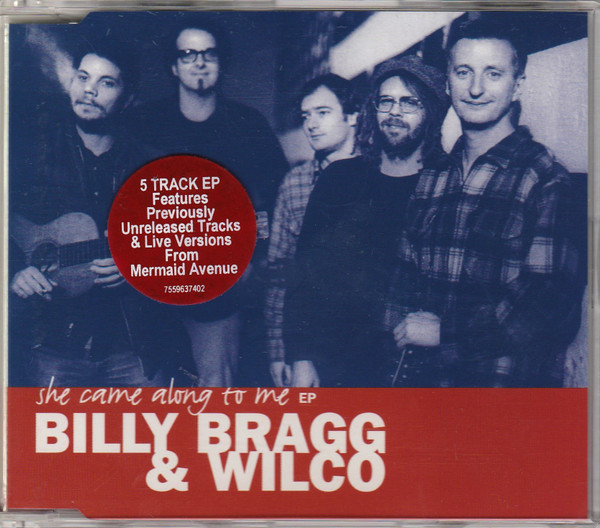 Billy Bragg - She Came Along To Me EP