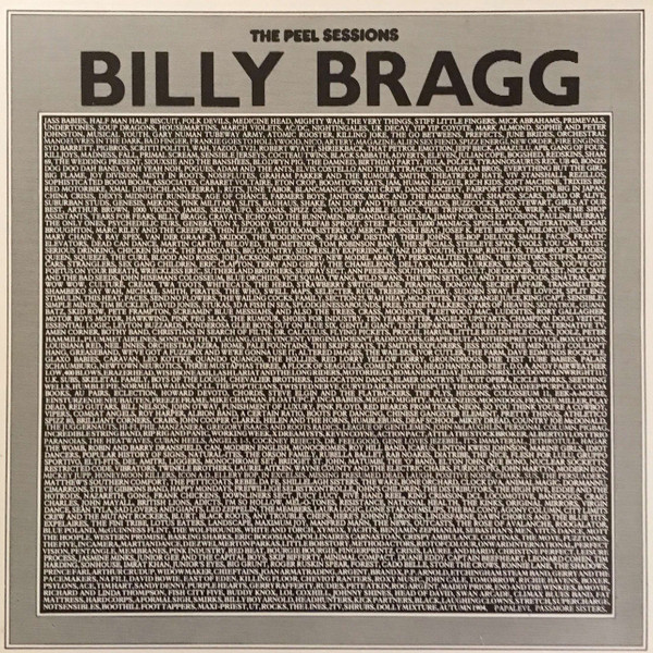 Billy Bragg - The Peel Sessions