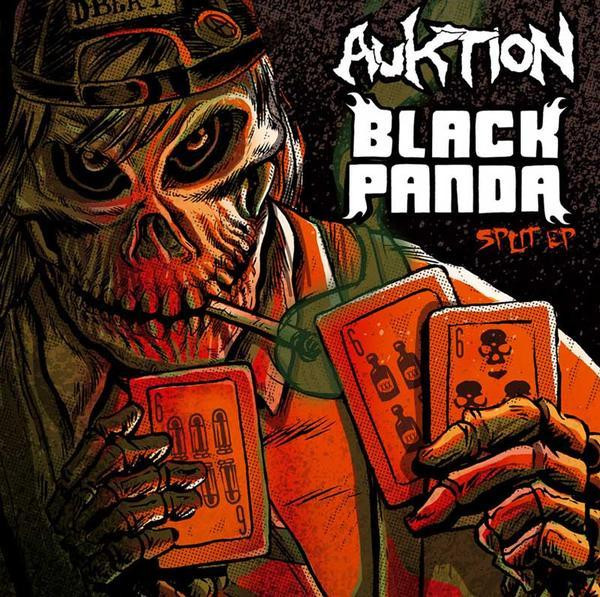 Black Panda / Holocaust In Your Head - Auktion / Black Panda Split EP