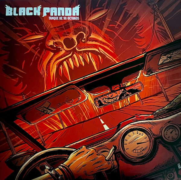 Black Panda / Holocaust In Your Head - Tanque De 98 Octanos
