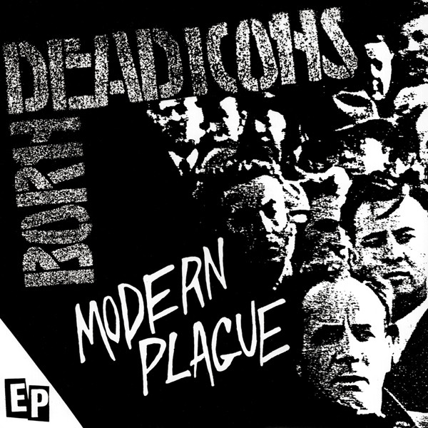 Born Dead Icons - Modern Plague EP