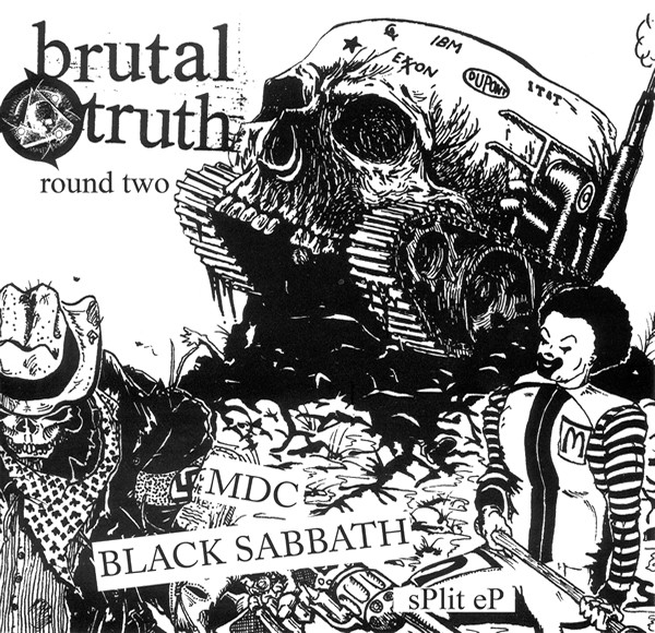Brutal Truth - Round Two