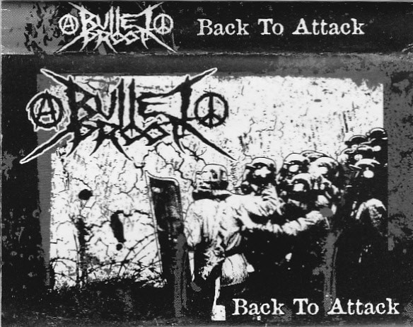 Bulletproof - Back To Attack
