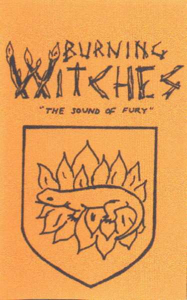 Burning Witches - The Sound Of Fury