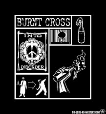 Burnt Cross - Split