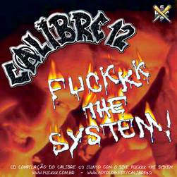 Calibre 12 - Fuckkk The System!