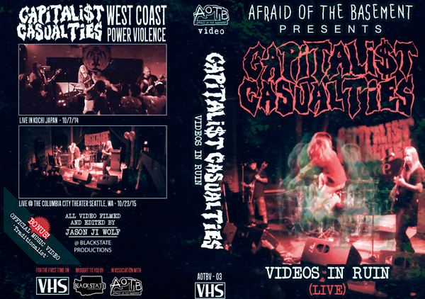Capitalist Casualties - Capitalist Casualties Live