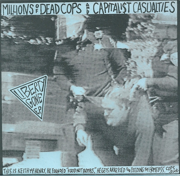 Capitalist Casualties - Liberty Gone E.P.