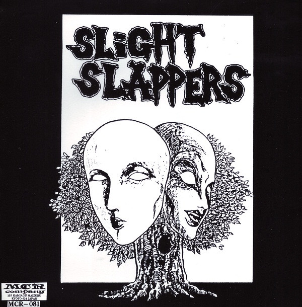 Capitalist Casualties - Slight Slappers / Capitalist Casualties