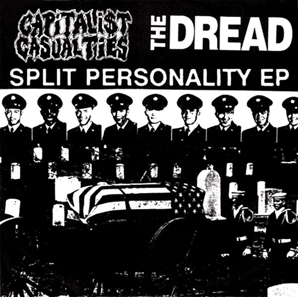 Capitalist Casualties - Split Personality EP