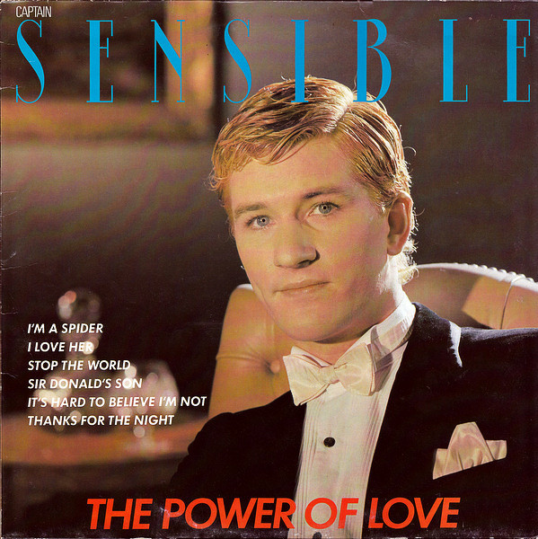 Captain Sensible - The Power Of Love