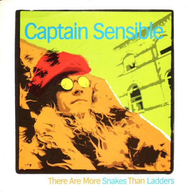 Captain Sensible - There Are More Snakes Than Ladders