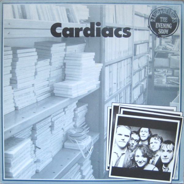 Cardiacs - Radio 1 Sessions / The Evening Show