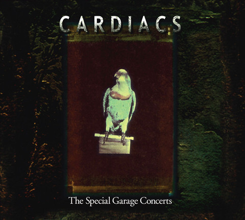 Cardiacs - The Special Garage Concerts