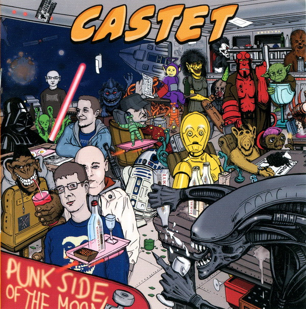 Castet - Punk Side Of The Moon