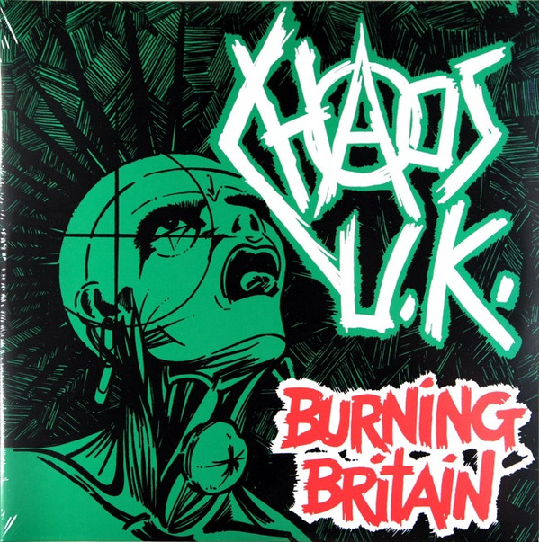 Chaos Uk - Burning Britain