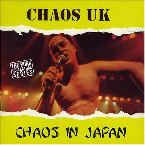 Chaos Uk - Chaos In Japan