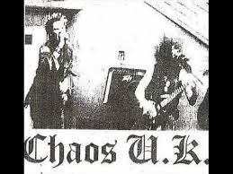 Chaos Uk - Demo