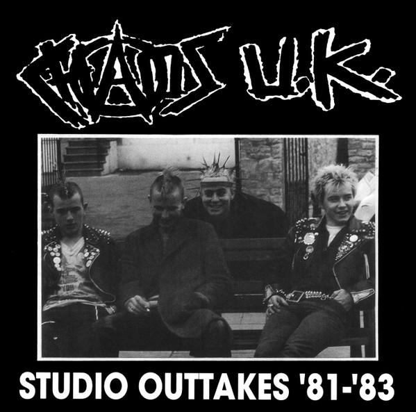 Chaos Uk - Studio Outtakes