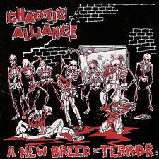 Chaotic Alliance - A New Breed Of Terror