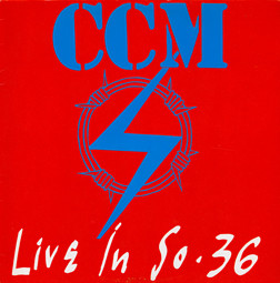 Cheetah Chrome Motherfuckers - Live In SO.36