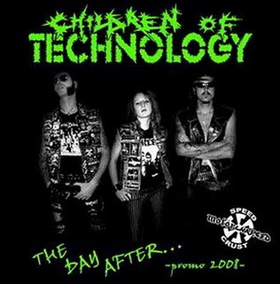 Children Of Technology - The Day After... (Promo 2008)