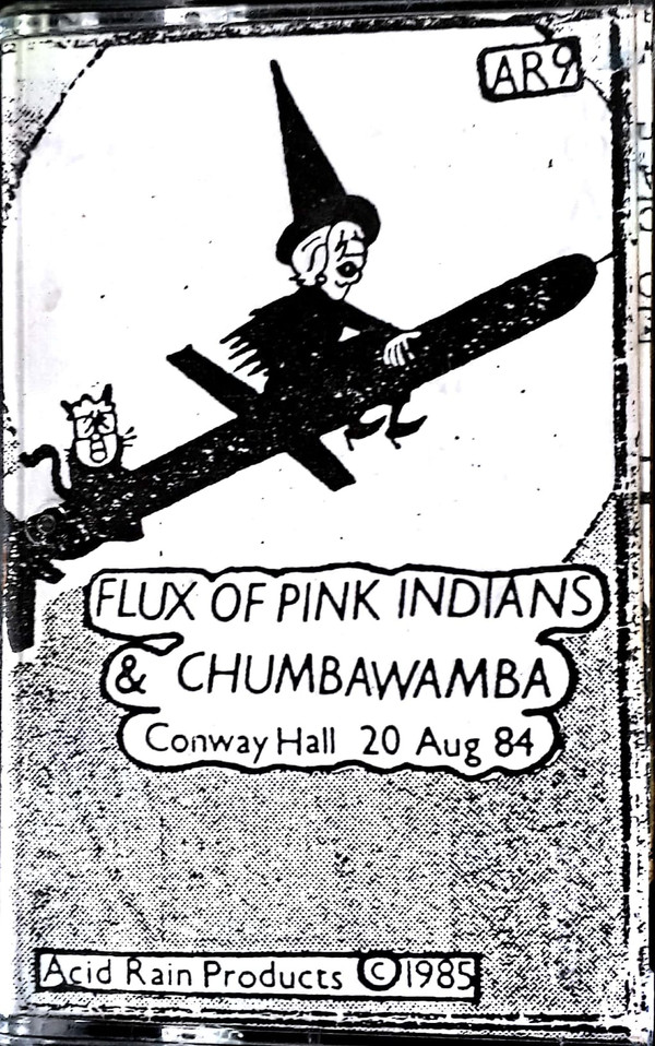 Chumbawamba - Conway Hall 20 Aug 84