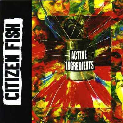 Citizen Fish - Active Ingredients