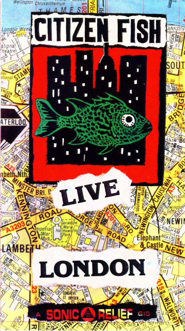 Citizen Fish - Live In London