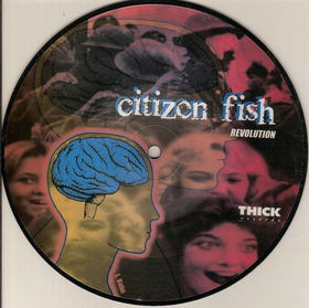 Citizen Fish - Revolution / Debt Mentality