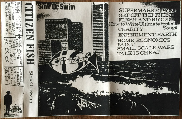 Citizen Fish - Sink Or Swim