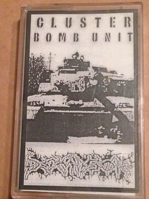 Cluster Bomb Unit - Split Live Tape