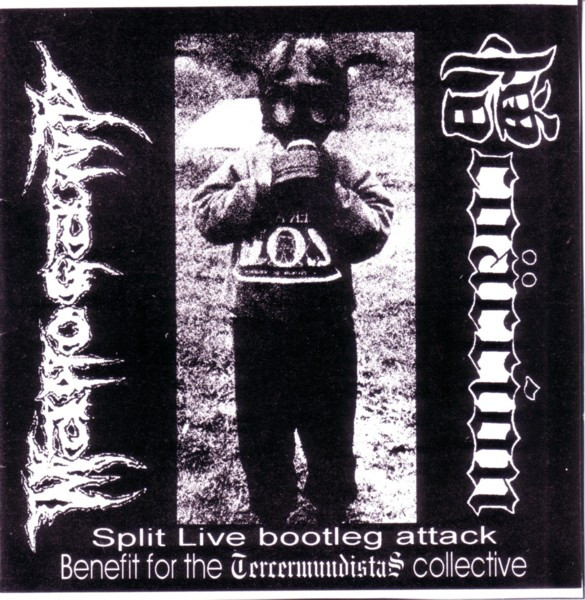 Coaccion - Split Live Bootleg Attack