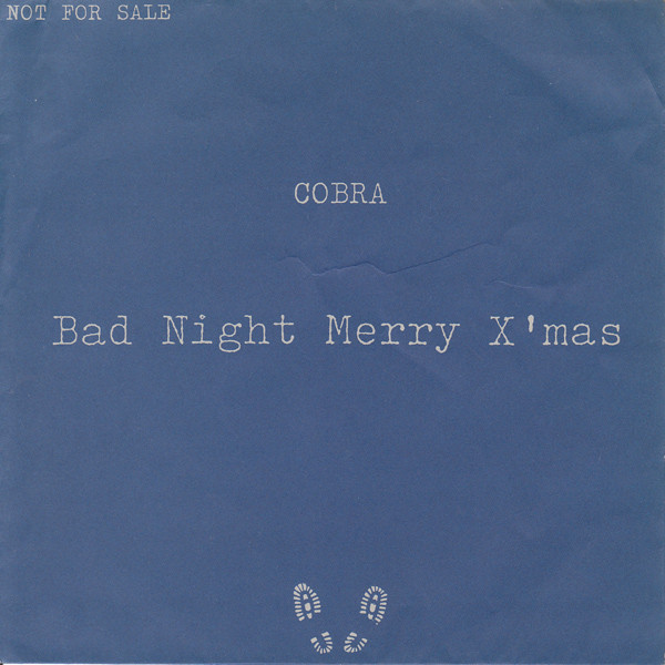 Cobra - Bad Night Merry X